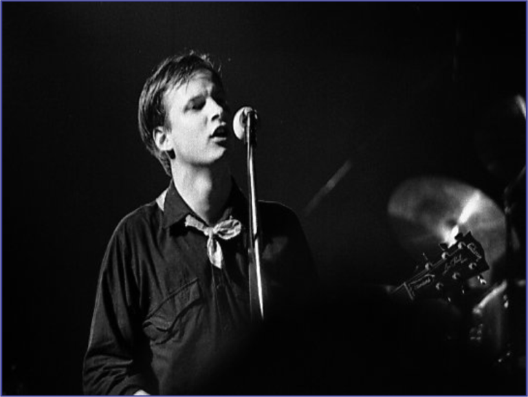 Andy Partridge BioGraphy