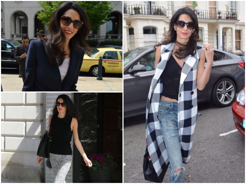 Amal Clooney BioGraphy Cover