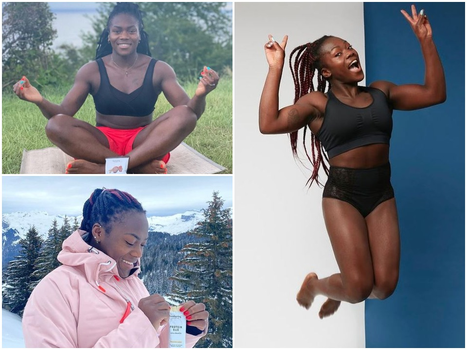 Clarisse Agbegnenou BioGraphy Cover Pic