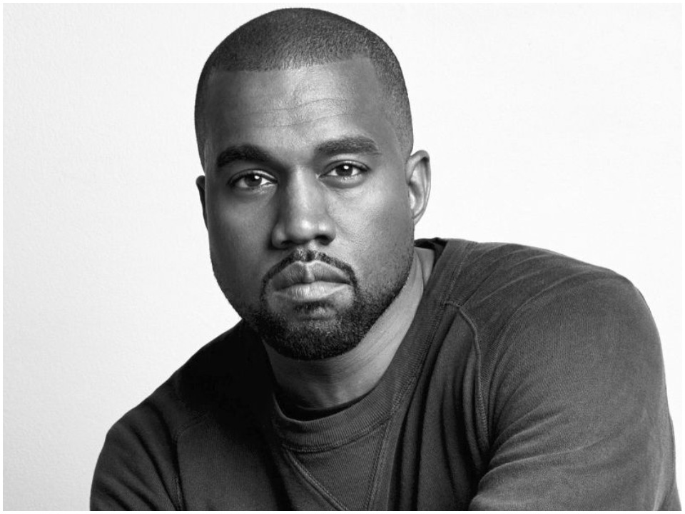 Kanye West BioGraphy Cover