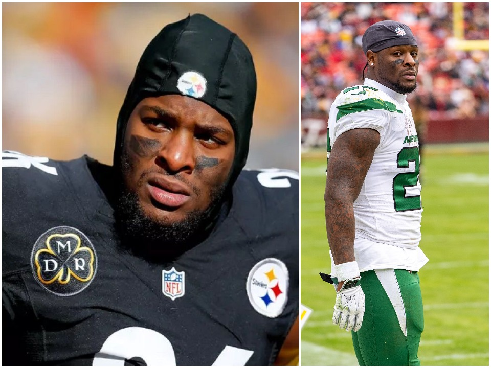 Le'Veon Bell BioGraphy Cover