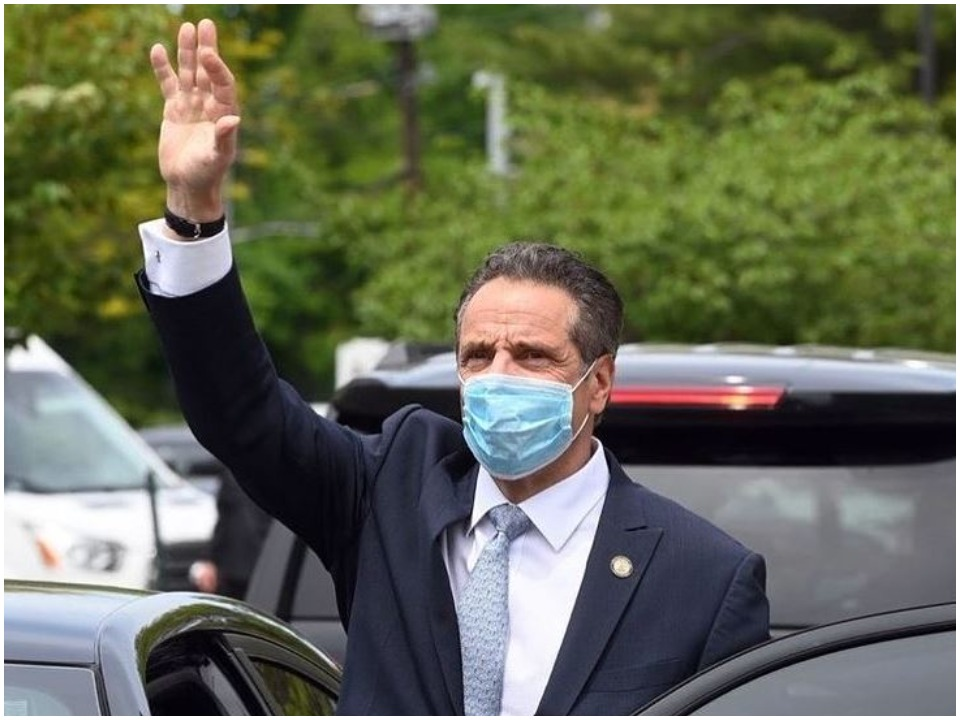 Andrew Cuomo BioGraphy Cover