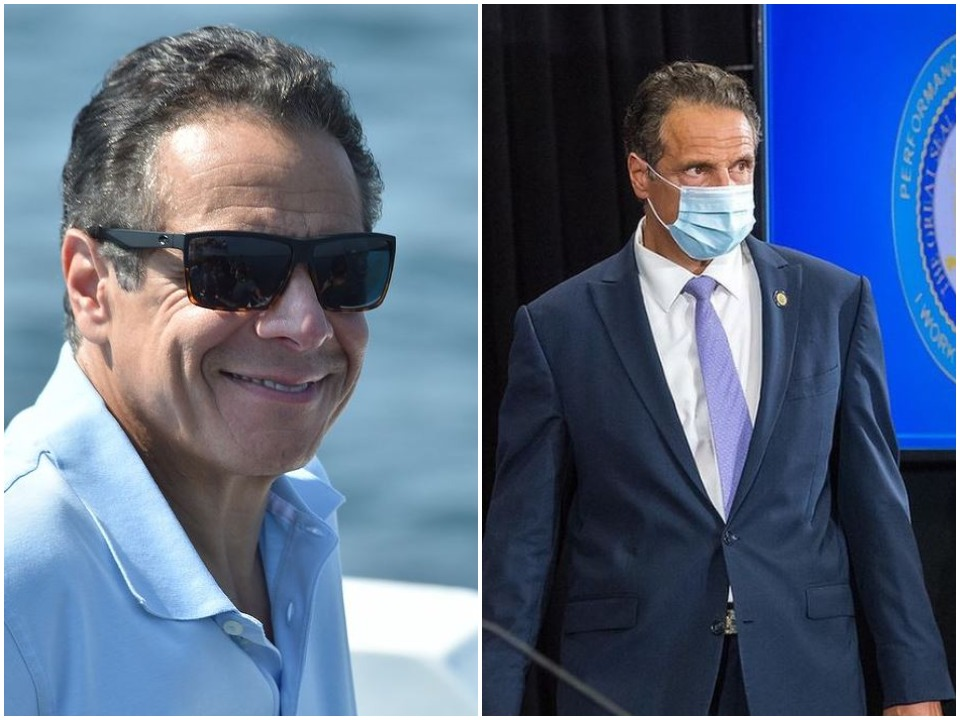 Andrew Cuomo BioGraphy Pic