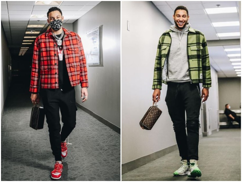 Ben Simmons BioGraphy Cover