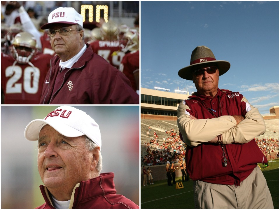 Bobby Bowden BioGraphy Pic
