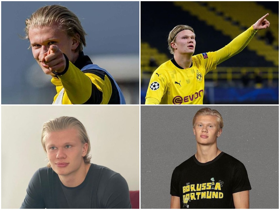 Erling Haaland BioGraphy Cover