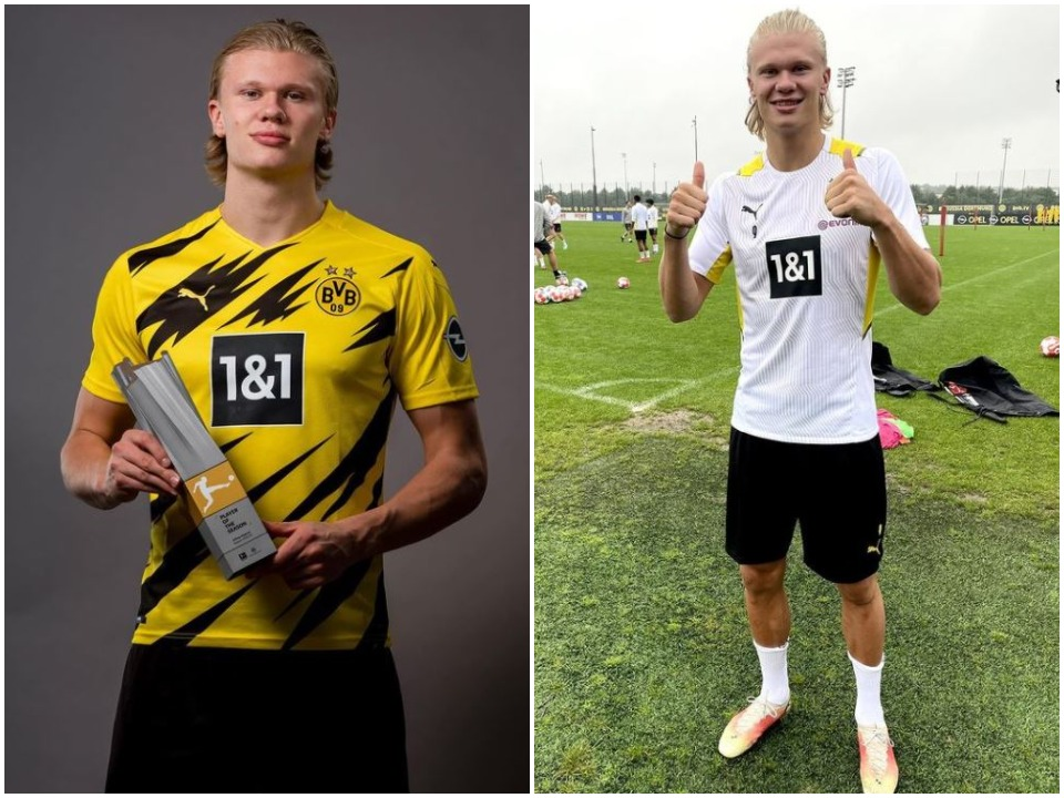 Erling Haaland BioGraphy Pic