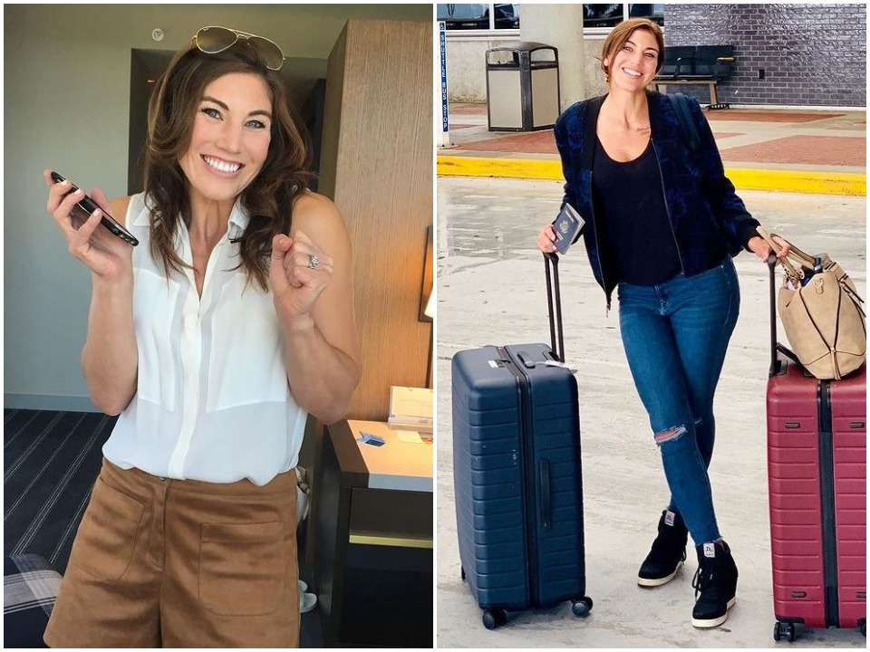 Hope Solo BioGraphy Cover