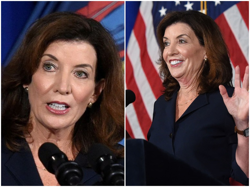 Kathy Hochul BioGraphy Cover
