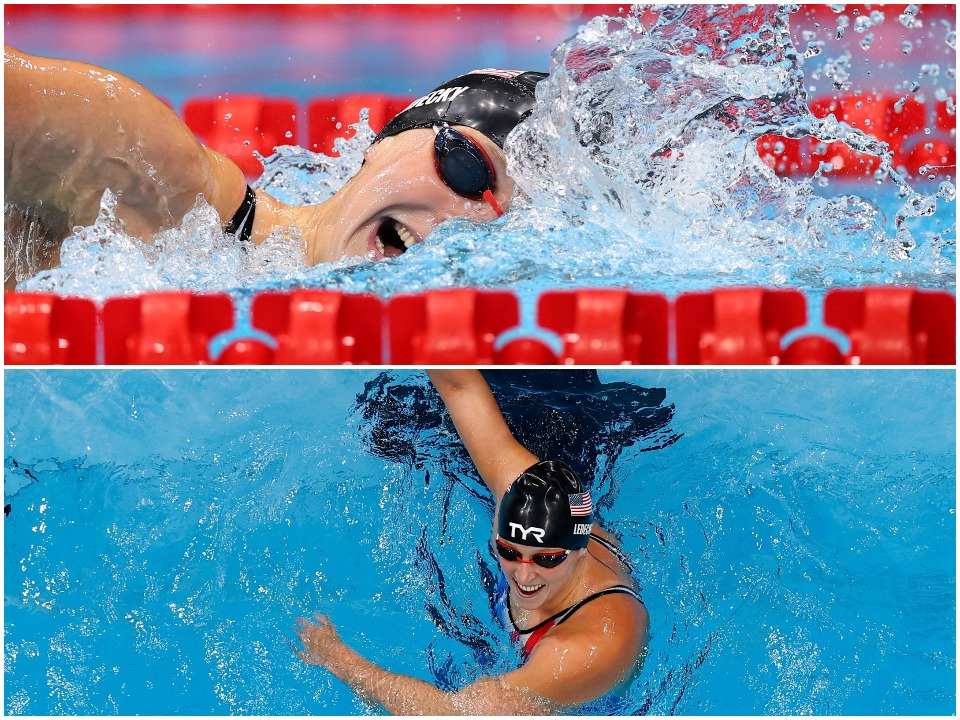 Katie Ledecky BioGraphy Cover