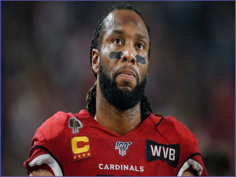 Larry Fitzgerald Biography