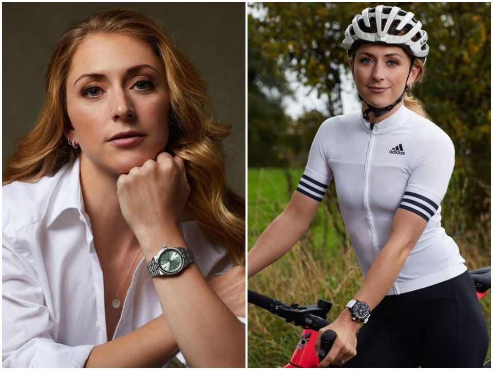 Laura Kenny BioGraphy Cover