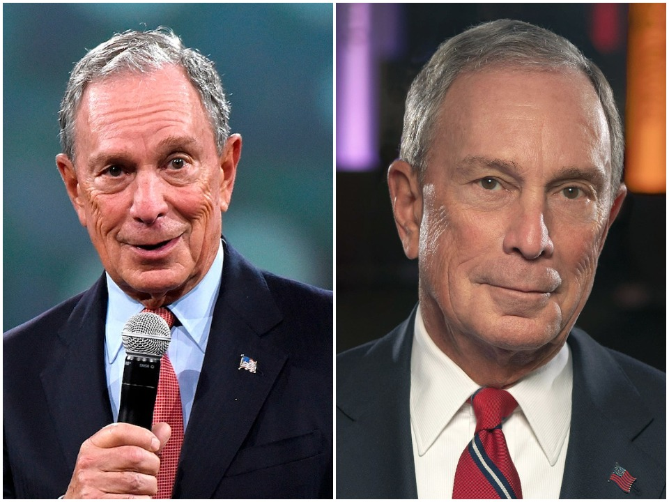 Michael Bloomberg Biography Cover