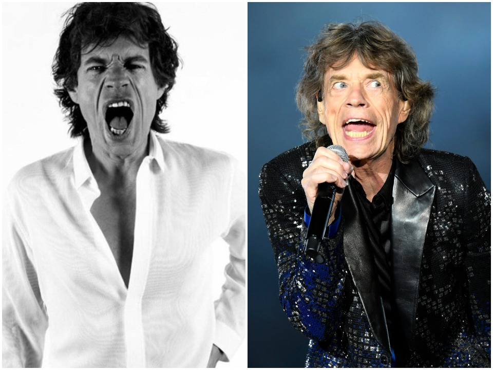 Mick Jagger BioGraphy Cover
