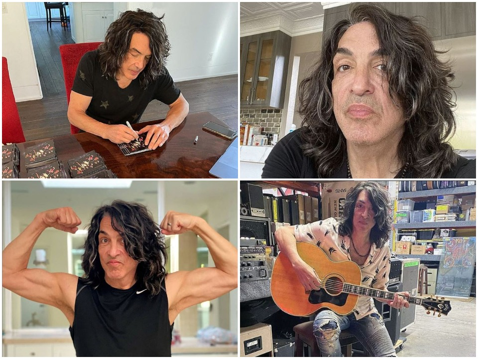 Paul Stanley BioGraphy Cover