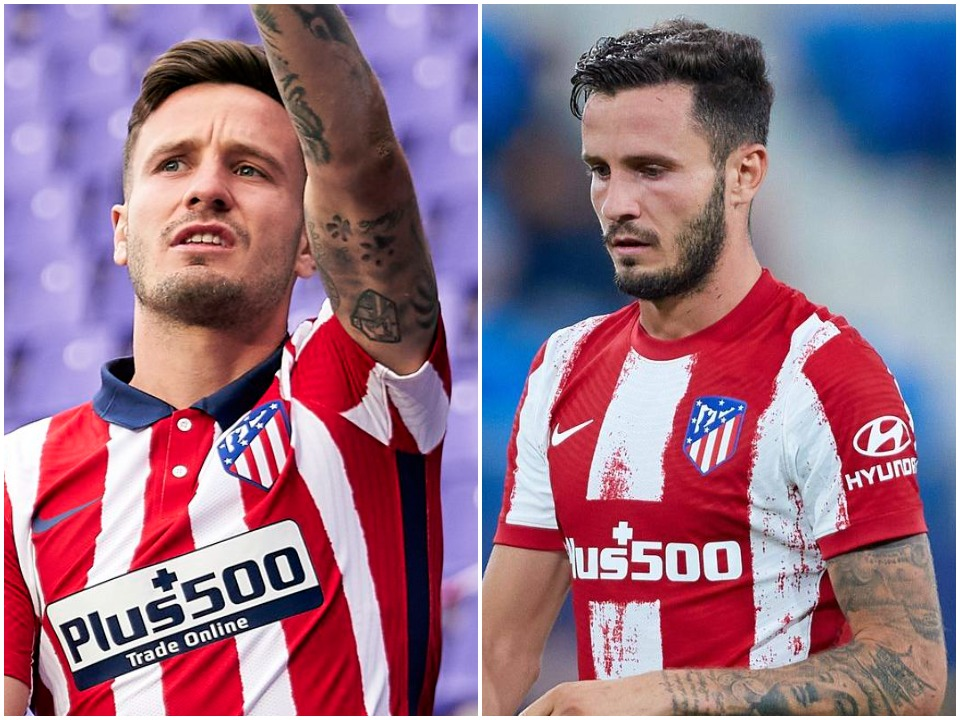 Saul Niguez BioGraphy Cover