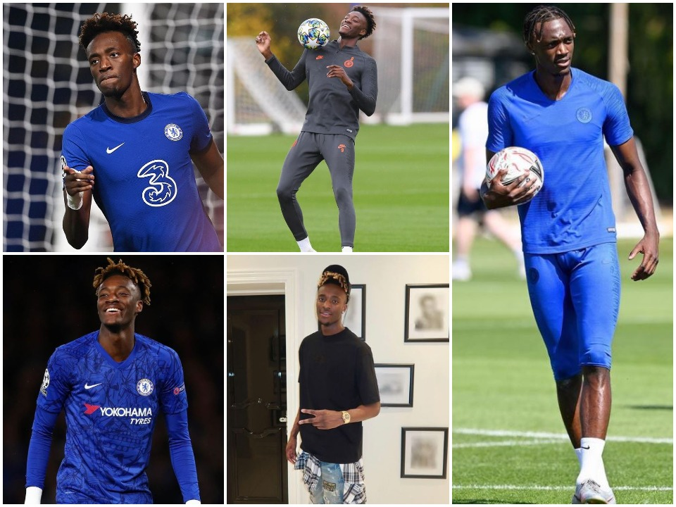 Tammy Abraham BioGraphy Cover