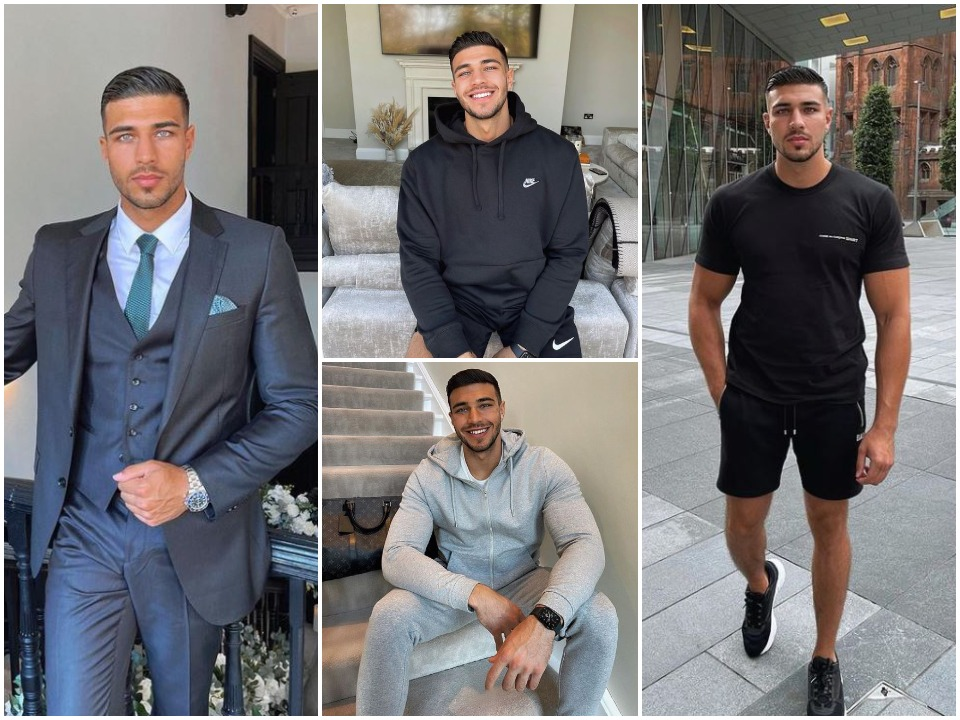 Tommy Fury BioGraphy Pic