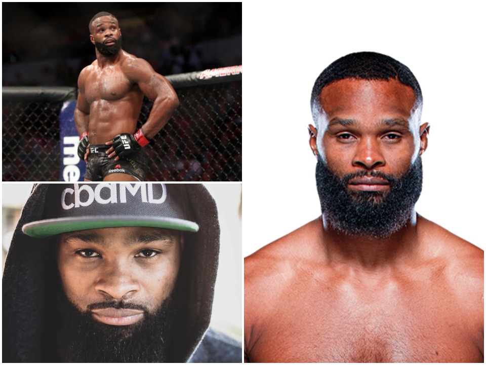 Tyron Woodley BioGraphy Cover