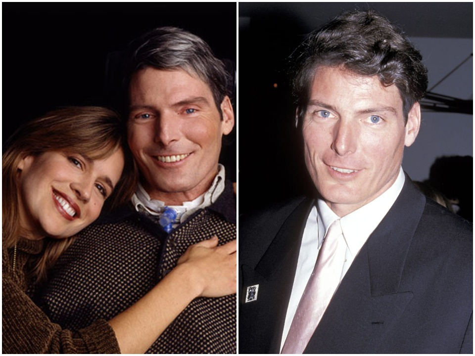 Christopher Reeve BioGraphy Cover