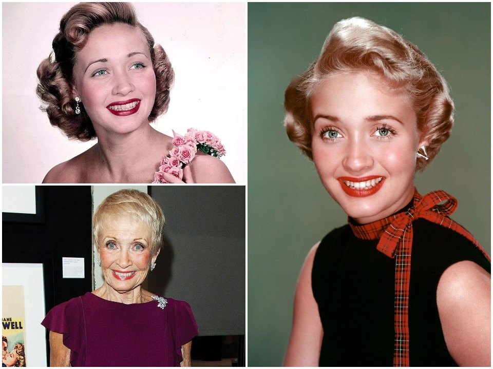 Jane Powell BioGraphy Cover