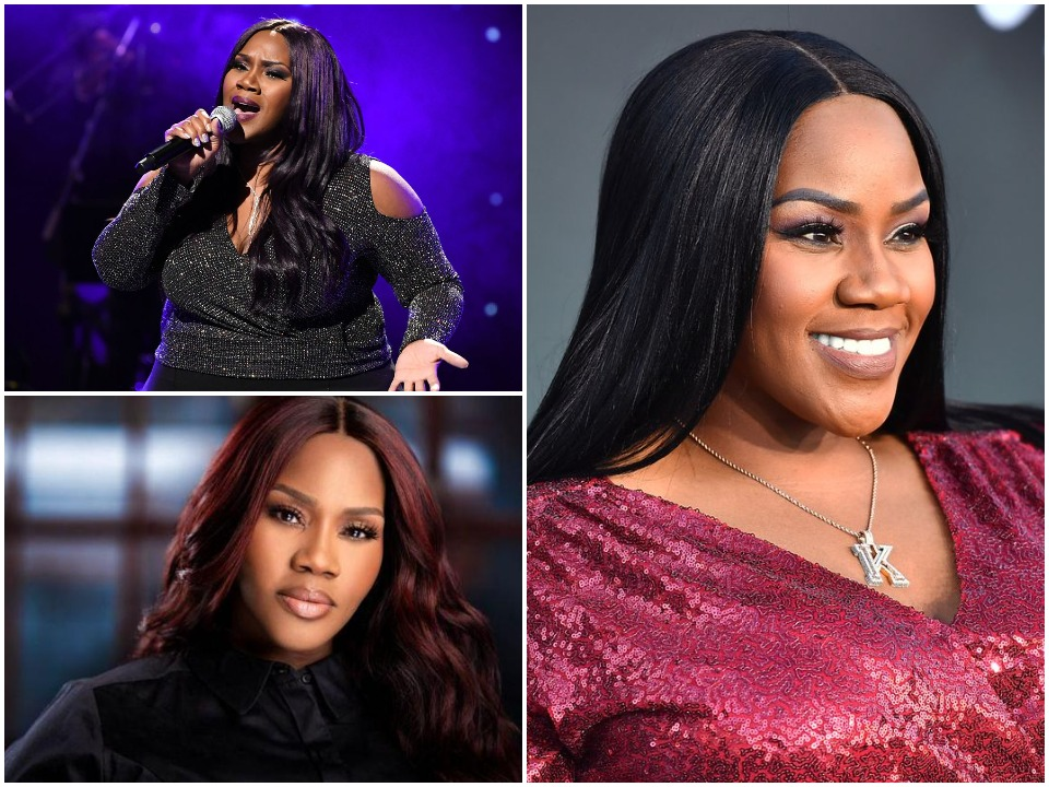 Kelly Price BioGraphy Cover