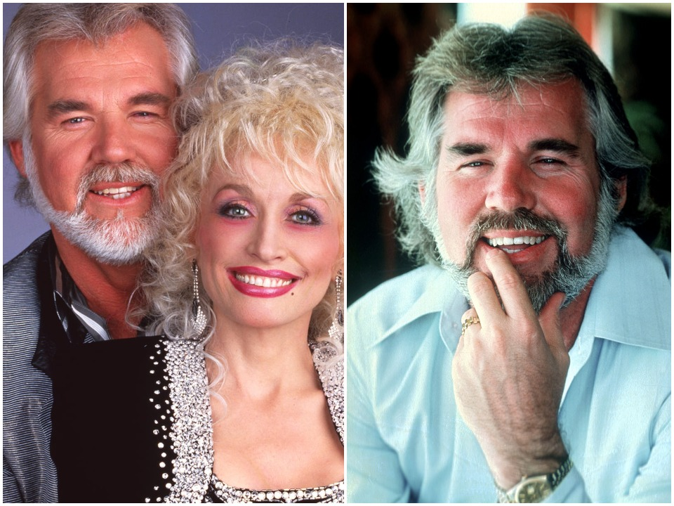 Kenny Rogers BioGraphy Cover