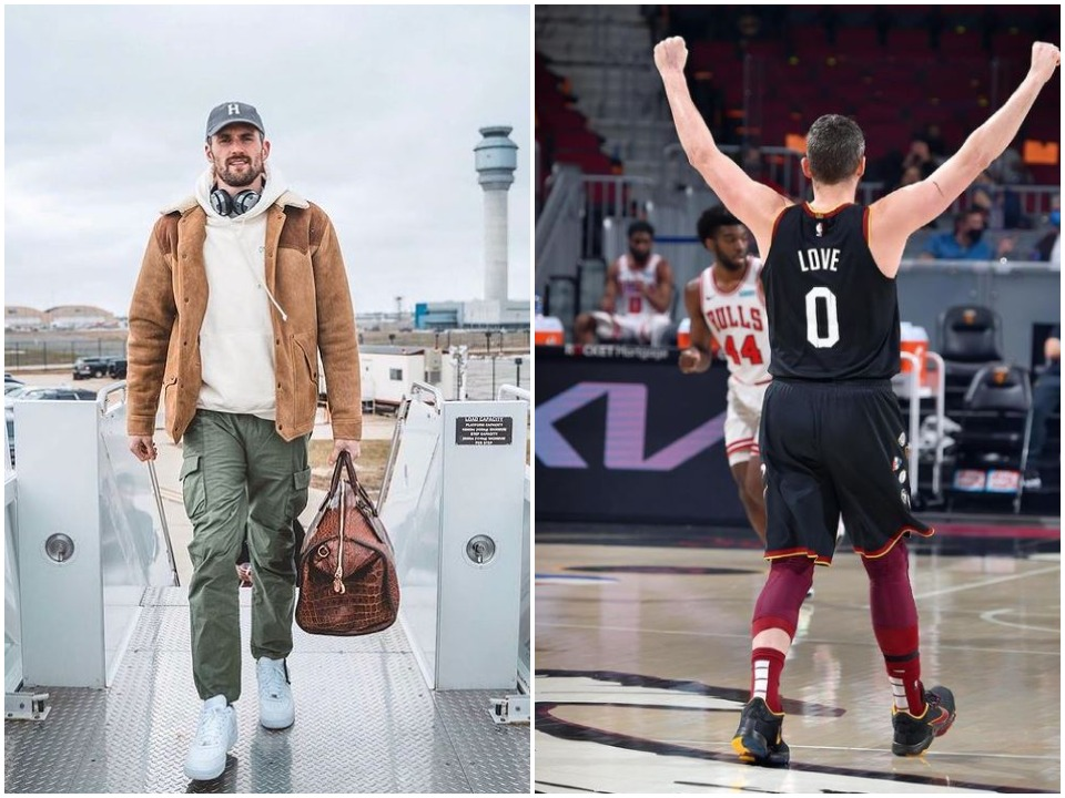 Kevin Love BioGraphy Cover