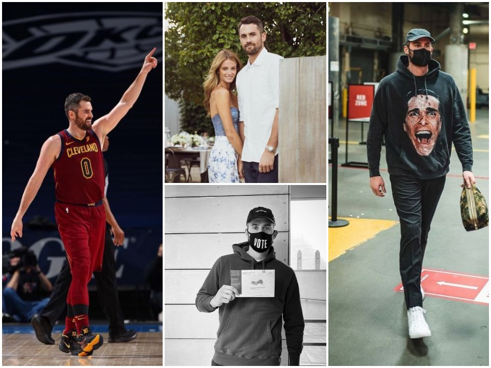 Kevin Love BioGraphy Pic
