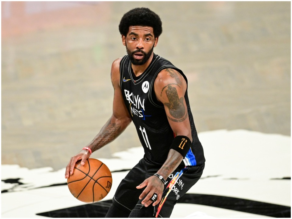 Kyrie Irving BioGraphy Pic