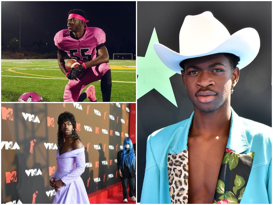 Lil Nas X BioGraphy Cover