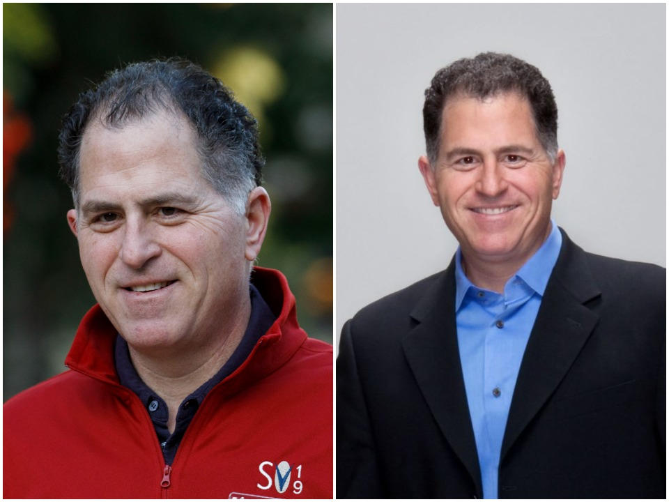 Michael Dell biography Cover