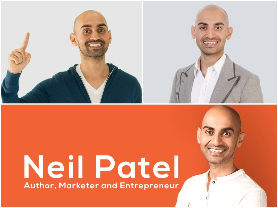 Neil Patel BioGraphy Cover