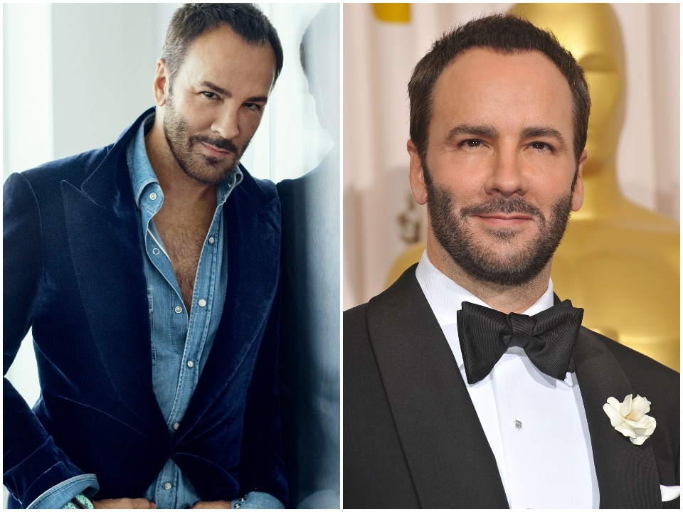 Tom Ford BioGraphy Cover
