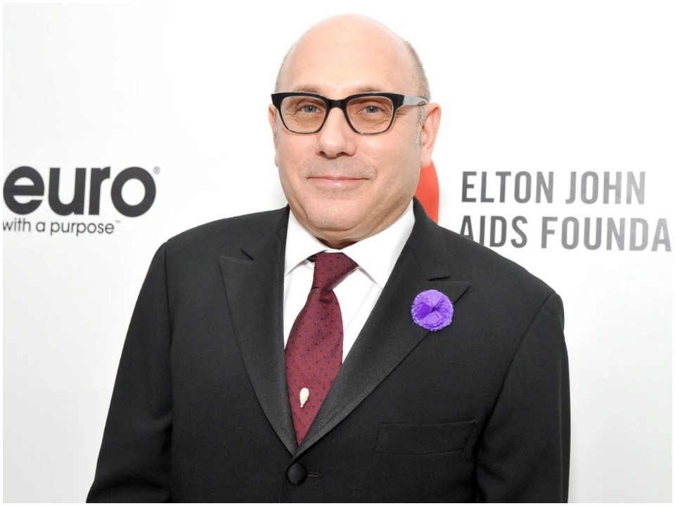 Willie Garson BioGraphy Cover