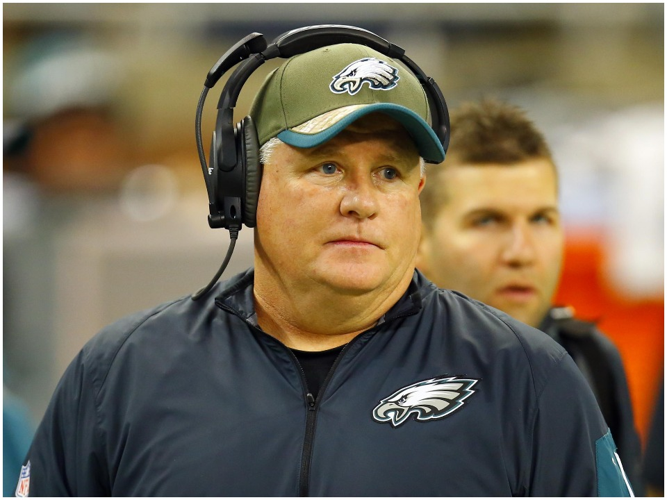 Chip Kelly BioGraphy Cover