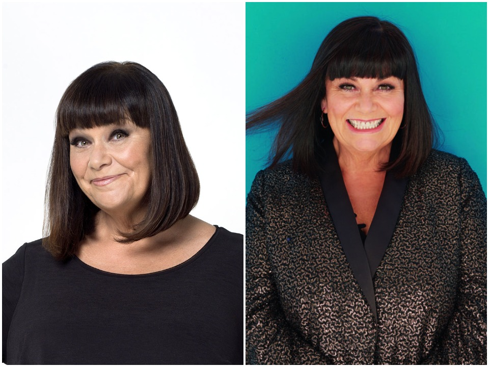 Dawn French BioGraphy Cover