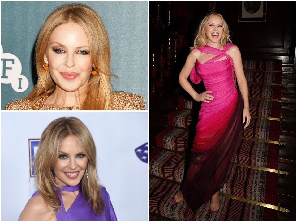Kylie Minogue BioGraphy Cover