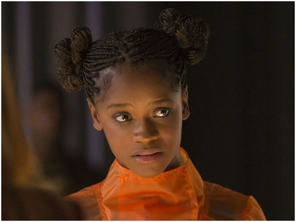 Letitia Wright BioGraphy Cover