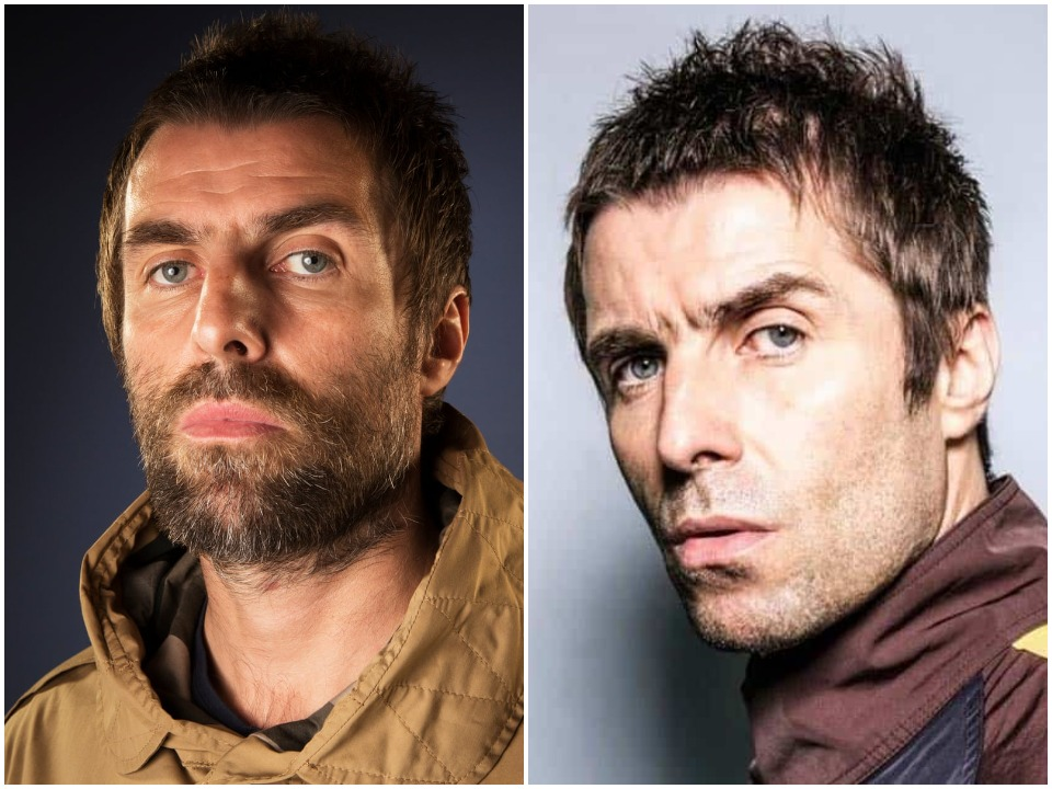 Liam Gallagher BioGraphy Cover