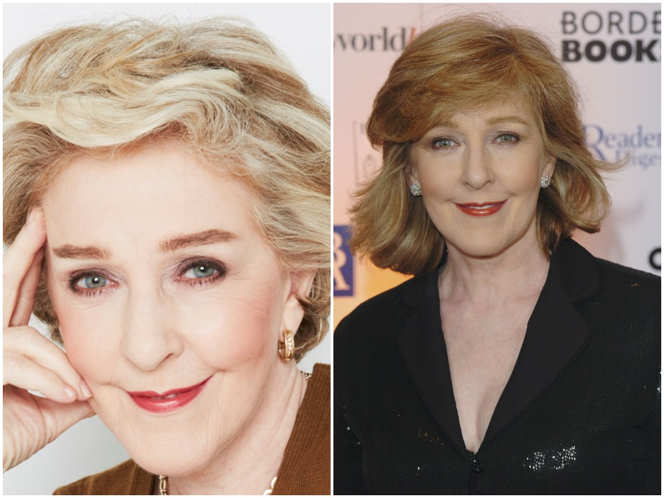 Patricia Hodge BioGraphy Cover