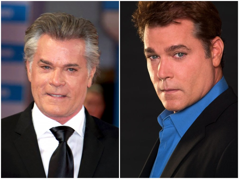 Ray Liotta BioGraphy Cover