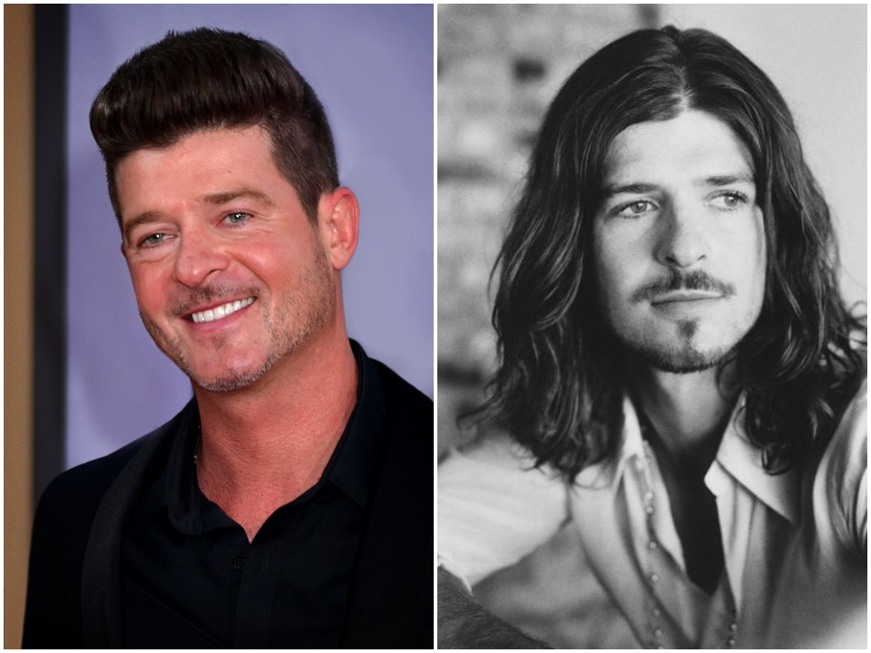 Robin Thicke BioGraphy Cover