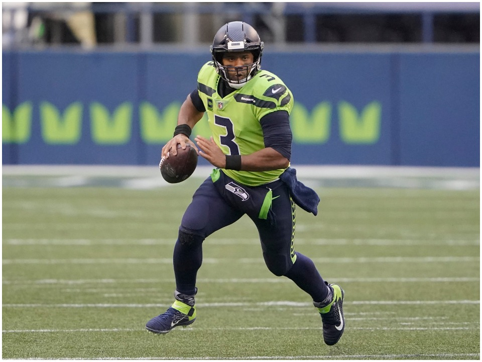 Russell Wilson BioGraphy Cover