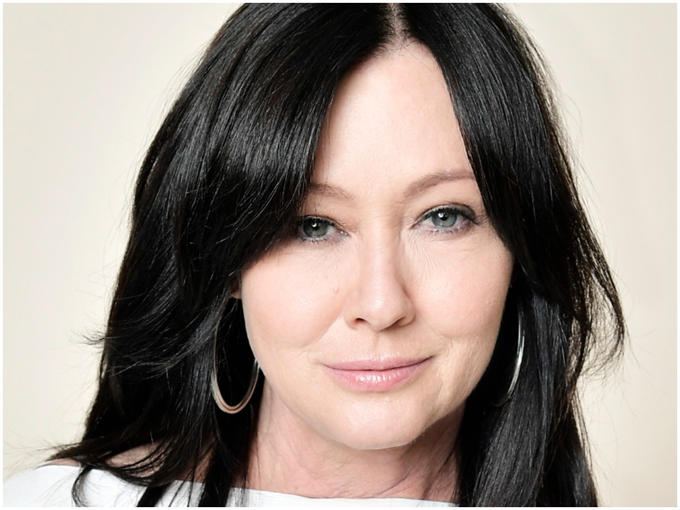 Shannen Doherty BioGraphy Cover