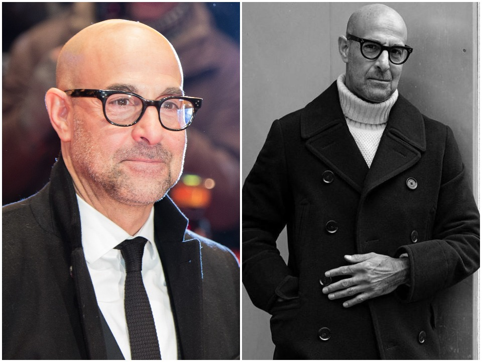 Stanley Tucci BioGraphy Cover